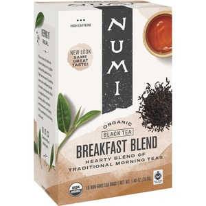Numi Morning Rise Tea NUM10220