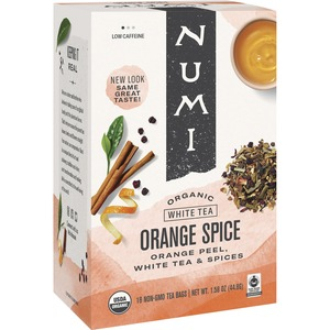 Numi Orange Spice White Tea NUM10240