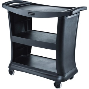 Rubbermaid 9T68 Executive Service Cart RCP9T6800