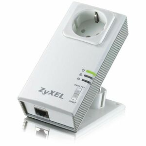 Zyxel PLA407 KIT Powerline Network Adapter