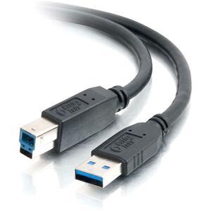 C2G 1M USB 3.0 AM-BM CABL BLK