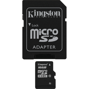 KINGSTON - DIGITAL IMAGING 16GB MICROSDHC CLASS 4 FLASH CARD FOR ACER ALLOCATED