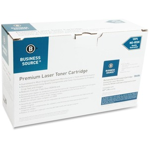 Business Source Remanufactured HP 27A Toner Cartridge BSN38686