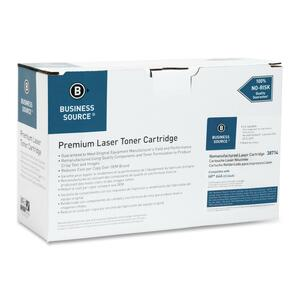 Business Source Remanufactured HP 64A Toner Cartridge BSN38714