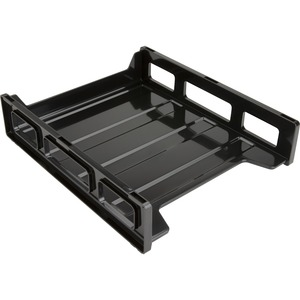 Business Source Front-Load Letter Tray BSN62884