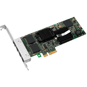 Intel E1G44ET2BLK Gigabit Ethernet Card - PCI Express x4
