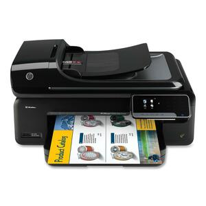 HP HP Officejet 7500A E910 Inkjet Multifunction Printer - Color - Photo Print - Desktop