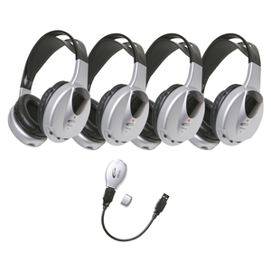 Califone HIR-KT4 Headphone - Mono, Stereo