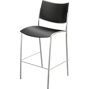 Mayline Escalate Stackable Stool MLNESS2B