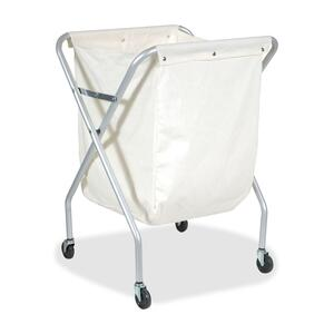 Ex-Cell Kaiser 460 W CHR Laundry Caddy EXC460WCHR