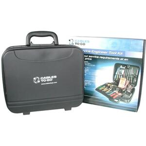 Cables To Go Field Service Engineer Tool Kit (27370)