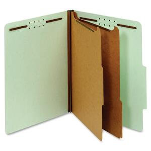 Globe-Weis Colored Pressboard Classification Folder GLW24076