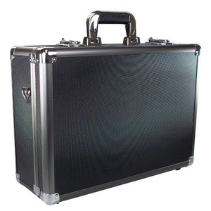 Ape Case ACHC5600 Hard Carrying Case - Aluminum, Steel, ABS - Gray, Black, Hi-Vis Yellow