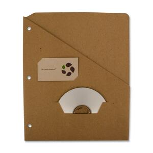 ReBinder RePouch Recycled Binder Insert with Holes REBRPCHHCS5