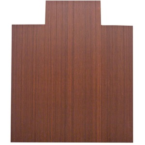 Lorell Roll-Up Bamboo Chairmat LLR69523