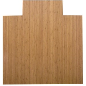 Lorell Roll-Up Bamboo Chairmat LLR69520