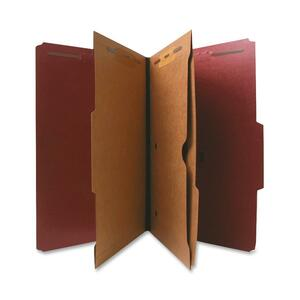 Nature Saver Classification Folder with Pocket Divider NAT95013