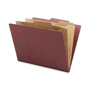 Nature Saver Classification Folder with Pocket Divider NAT95012