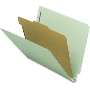 End-tab Classification Folders