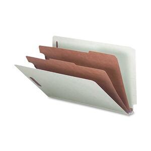 End Tab Classification Folder