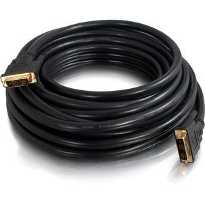 C2G 6FT PRO DVI-D CL2 M/M CABLE