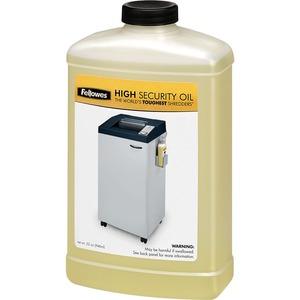 FELLOWES 4PK 32OZ HS SHREDDER OIL