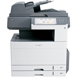 Lexmark X925DE Multifunuction Color Laser Printer 30PPM 600X600DPI USB Ethernet
