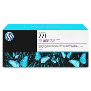 HP 771 Ink Cartridge (Price Per Each Piece) CE041A