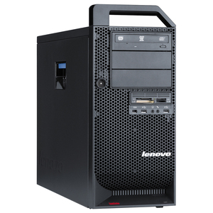 Lenovo ThinkStation D20 4155E9U Tower Workstation - 1 x Intel Xeon E5620 2.4GHz 4155E9U