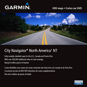 Garmin City Navigator 010-11546-50 North America NT Digital Map at Sears.com