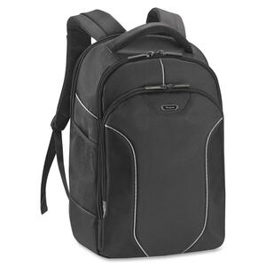 "Solo Sentinel Carrying Case (Backpack) for 17.3"" Notebook - Black USLRMR7014"