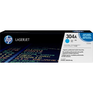 HP 304A Cyan Original LaserJet Toner Cartridge for US Government HEWCC531AG