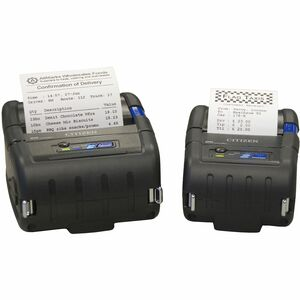Citizen CMP-20 Direct Thermal Printer - Monochrome - Portable - Label Print CMP-20U