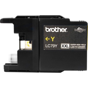 Brother Innobella LC79Y High Yield Ink Cartridge BRTLC79Y
