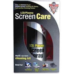 Falcon LCD/Plasma Screen Spray - Cleaning Kit