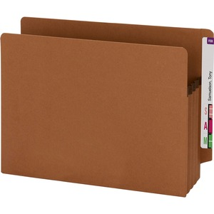 73610 Redrope 100% Recycled End Tab Extra Wide Pocket