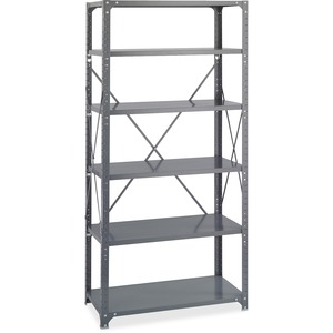 Safco Commercial Shelf Kit SAF6270