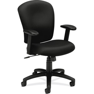 Basyx by HON VL220 Mid Back Task Chair BSXVL220VA10