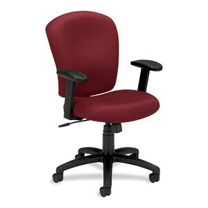 Basyx by HON VL220 Mid Back Task Chair BSXVL220VA62