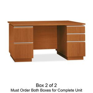 bbf Milano 2 Series Pedestal Desk Box 2 of 2 BSH50DDP60A2GA