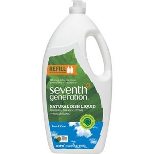 Seventh Generation Natural Dish Liquid SEV22724