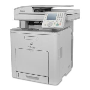 White Multifunction Network Printer