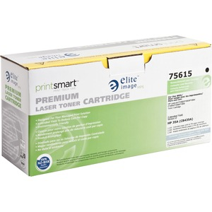 Elite Image Remanufactured HP 35A Toner Cartridge ELI75615