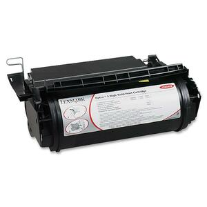 Lexmark Black Toner Cartridge LEX1382625