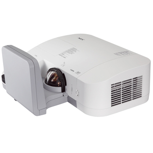 NEC Display NP-U300X 3D Ready DLP Projector - 720p - HDTV - 4:3 - 2.71 - PAL, SECAM, NTSC - 1024 x 768 - XGA - 2,000:1 - 3000 lm - HDMI - USB - VGA In - Fast Ethernet - 360 W - 2 Year Warranty