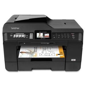 Brother MFC-J6710DW Inkjet Multifunction Printer - Color - Plain Paper Print - Desktop BRTMFCJ6710DW