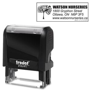 Climate Neutral 4915 Self-inking Stamp