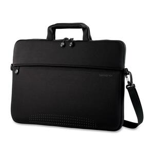 "Samsonite Aramon NXT Carrying Case (Sleeve) for 15.6"" Notebook - Black SML433291041"