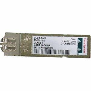 1000basesx on Cisco Glc Sx Mm 1000base Sx Sfp  Mini Gbic    1 X 1000base Sx Lan