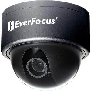 EverFocus Polestar II ED610 Surveillance Camera - Color - 3.6x Optical - CCD - Cable